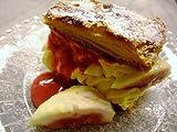 冷凍 生 パイ生地(フイユタージュ)発酵バター使用 1.5kg パイ包みやミルフィーユに