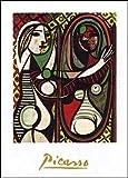 """Jeune Fille Devant Un Miroir1932 Art Print by Pablo Picasso, 24"""" x 31"""""""