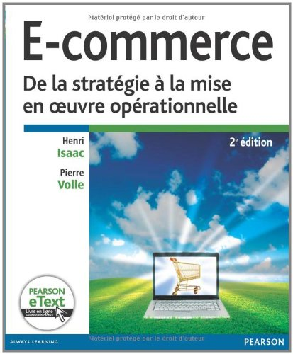 E-commerce + etext          2e marketing