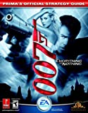 Prima Development James Bond 007: Everything or Nothing - Official Strategy Guides
