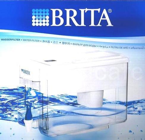 BRITA (ブリタ) OPITIMAX COOL 5.3L オプティマックス マクストラポット型浄水器 フィルター1個つき