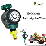 Bazaar DAYE Garden 2 Hours Automatic Watering Timer Plant Mechanical Irrigation Controller
