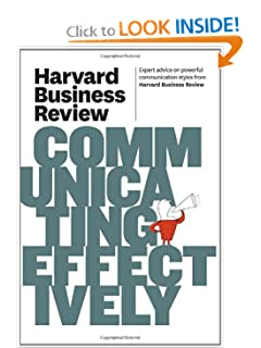 hbr 10 must reads on communication pdf
