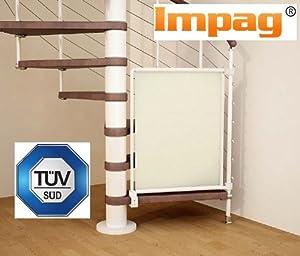 Treppenschutzgitter Für Spindeltreppen