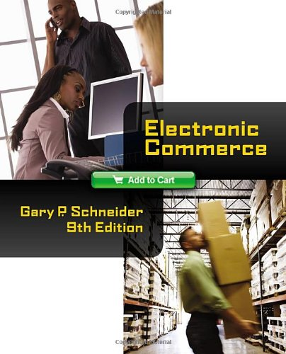 Electronic Commerce (Ebusiness)