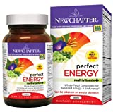 New Chapter Perfect Energy Multivitamin, 72 Tablets