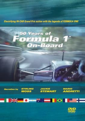 """50 Years of Formula 1 On Board"""