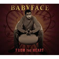 Babyface   2009   From The Heart preview 0