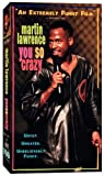 Martin Lawrence - You So Crazy [VHS]