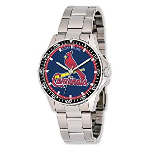 Mens MLB St. Louis Cardinals Coach Watch by MLB Officially Licensed