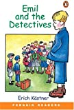 Emil and the Detectives, Level 3, Penguin Readers (Penguin Readers, Level 3) [ペーパーバック] / KASTNER (著); Pearson ESL (刊)