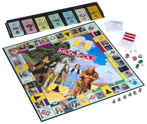 wizard of oz monopoly amazon