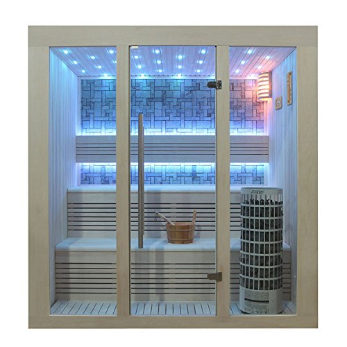 EO-SPA-Sauna-E1215B-helle-Pinie180x1509kW-Cilindro