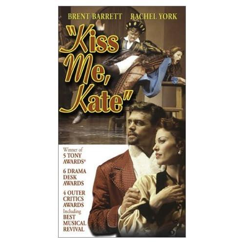 Amazon.com: Kiss Me Kate (Broadway Revival - PBS Great Performances
