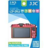 JJC LCD Screen Protector Film for Olympus E-PM2/E-PL5/EPL6