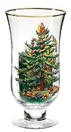 Spode Christmas Tree Glass Hurricane…
