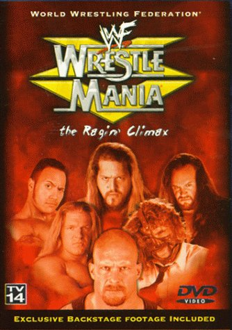 WWF - Wrestlemania 15 [1999] [DVD] [NTSC]