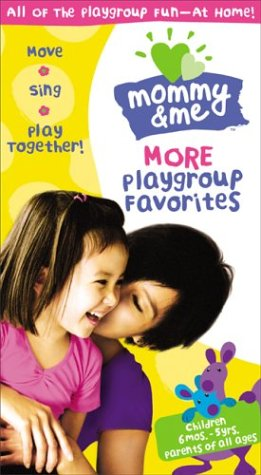 Mommy & Me: More Playgroup Favorites [VHS] [Import]