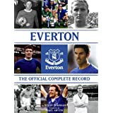 Everton: The Official Complete Recordby Steve Johnson