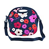 BUILT NY Spicy Relish Lunch Tote, Lush Flower