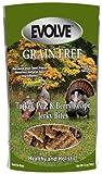 Evolve Grain Free Dog Treats - Turkey, Pea, and Berry Jerky Bites Recipe