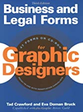 Business and Legal Forms for Graphic Designers by Eva Doman Bruck