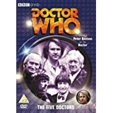 Doctor Who: The Five Doctors [DVD]by Peter Davison
