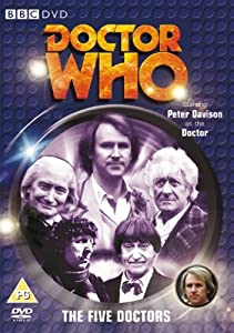 Doctor Who: The Five Doctors [DVD]
