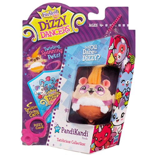 FurReal Friends Dizzy Dancer - Twirlicious Collection - DD-120 PandiKandi Panda