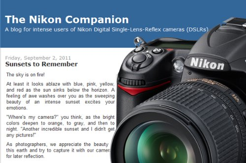 The Nikon Companion