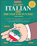 Learn Italian the Fast and Fun Way, 3rd Edition