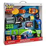 Disney Interactive Studios Disney Store Toy Story Multi-Blaster Play Set with Buzz Lightyear, Woody and Zurg Blasters (Foam/Nerf Guns) at Sears.com