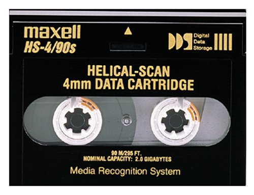 Dat - 2 Gb / 4 Gb - Dds - Storage Media