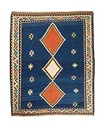 RugSense Alfombra Persian Ardebil Extra Azul/Naranja 302 x 204 cm