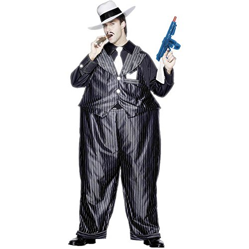 Fat Cat Adult Gangster Costume - Standard