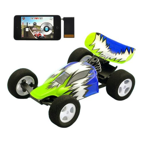 Rc Remote Control Radio Controlled Racing Stunt Car for Iphone Ipad Ipod Touch (Ship By Dhl)