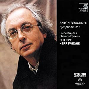 Anton Bruckner: Symphony No. 7 [Hybrid SACD)