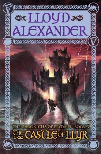Cover of The Castle of Llyr (The Chronicles of Prydain)