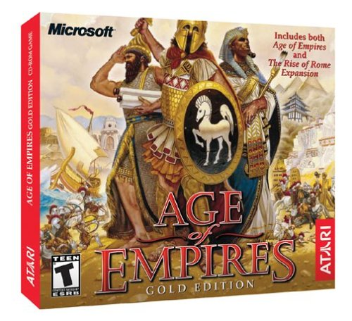 Age of Empires Gold (Jewel Case)
