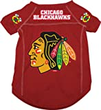 Chicago Blackhawks Pet Dog Hockey Jersey MEDIUM