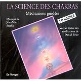 La Science des Chakras : M�ditations guid�es (coffret 2 CD)par Daniel Briez