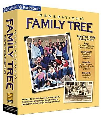 Generations Family Tree