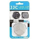JJC ALC-LX7W Auto Lens Cap for Panasonic LX7/Leica D-Lux6 - White