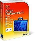 NEW Microsoft Office Professional 2010 (2 PCs, 1 User)