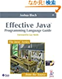 Effective Java™ Programming Language Guide (Java Series)