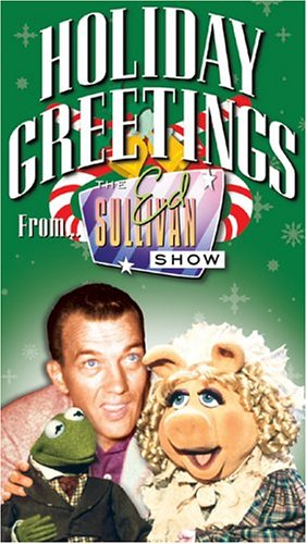 Holiday Greetings From The Ed Sullivan Show [VHS]