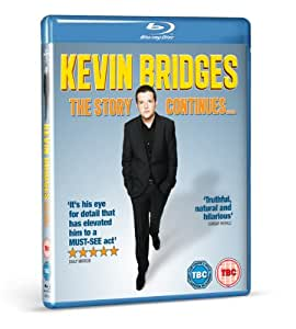 Kevin Bridges: The Story Continues [Blu-ray]