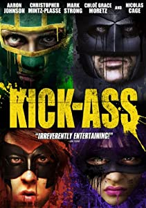 Cover of &quot;Kick-Ass&quot;