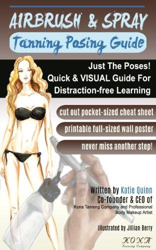 Airbrush & Spray Tanning Posing Guide PDF