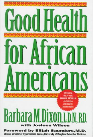 Good Health For African Americans